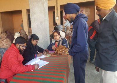 free eye checkup camp